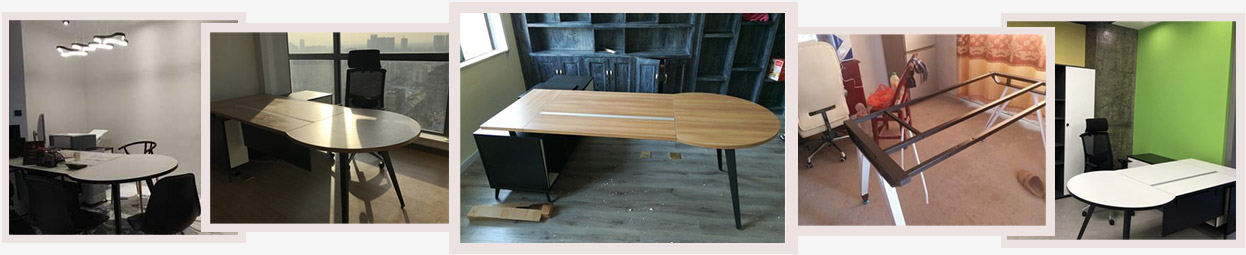 医生办公桌图片-品源医院家具