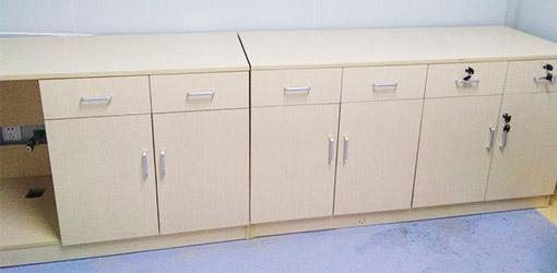 手术室台盆柜-品源医院家具