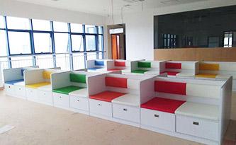 妇幼保健院候诊椅-品源医院家具