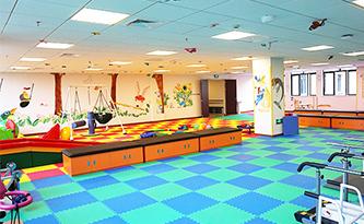 医院儿童区软包家具-品源医院家具
