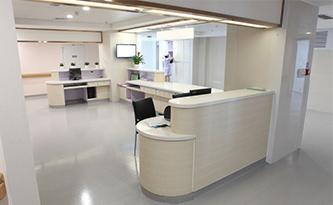 诊室办公桌椅-品源医院家具