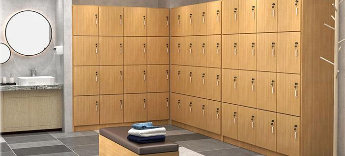 手术室智能更衣柜