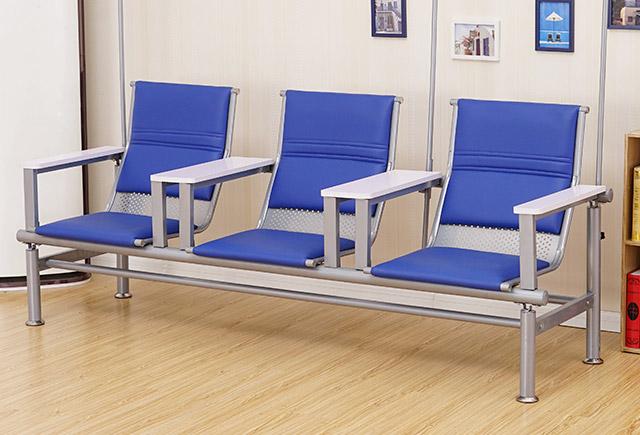 医院输液椅-医院专用输液椅-不锈钢医用输液椅