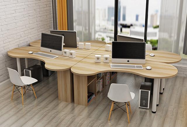 医院办公桌-医院专用办公桌-医院办公桌尺寸