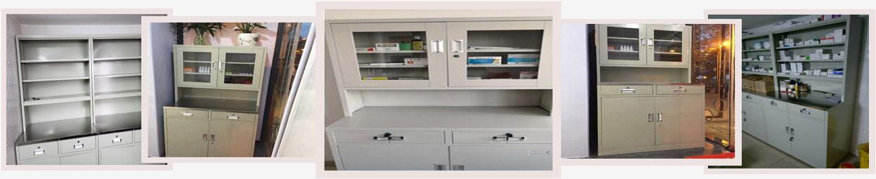 医疗器械柜案例-品源医院家具