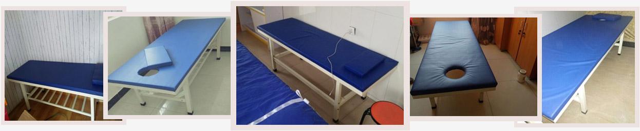 医院诊疗床案例-品源医院家具