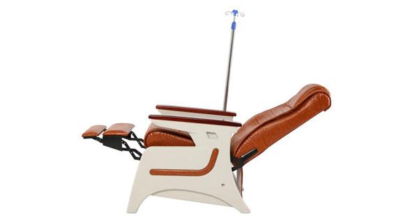 单人位输液椅喷涂工艺