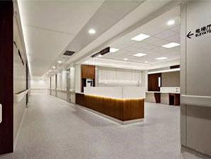 上海长宁区医院诊桌图片