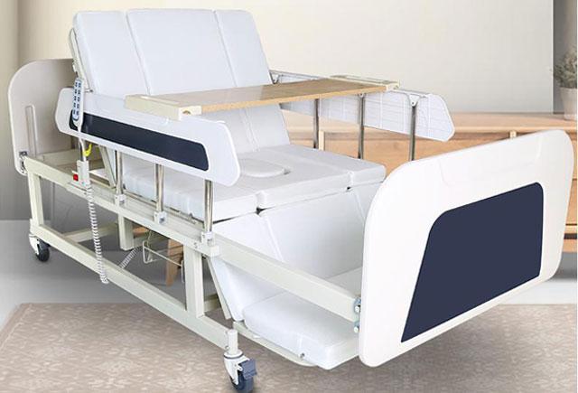 医疗护理床―多功能医疗护理床