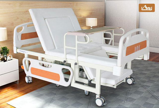 老人护理床―老人医用护理床