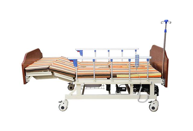 多功能侧翻身护理床—医用多功能翻身护理床