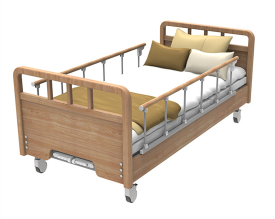 老年公寓床适老床 康养机构适老床可移动