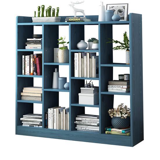 老年公寓阅览室书架书柜  养老公寓书架展示架