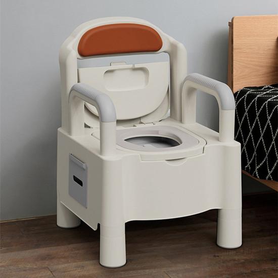 养老中心坐便器蹲便凳 养老机构坐便器移动马桶蹲厕