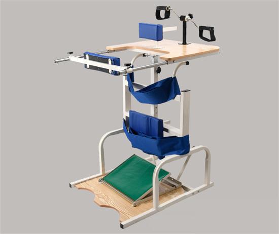 养老中心站立架康复训练器材 养老院站立架下肢直立架