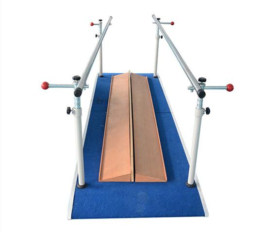 养老中心平行杠平衡杠 养老机构平行杠步态训练器