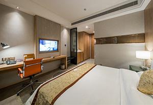 酒店客房家具样式