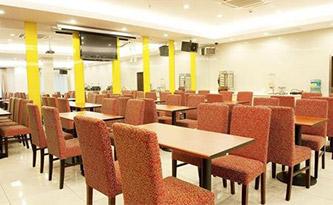 快捷酒店餐厅桌椅-品源酒店家具
