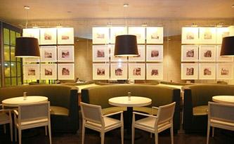 酒店家具餐厅-品源酒店家具