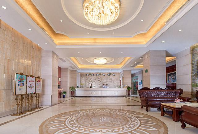酒店前台家具-酒店前台接待桌