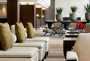 酒店客房配套家具设计