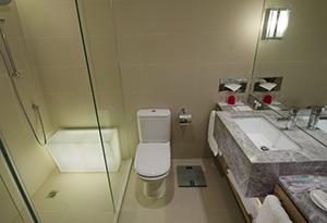 酒店家庭浴室柜