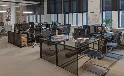 南通办公家具厂家,传统风办公家具逐渐被现代元素替