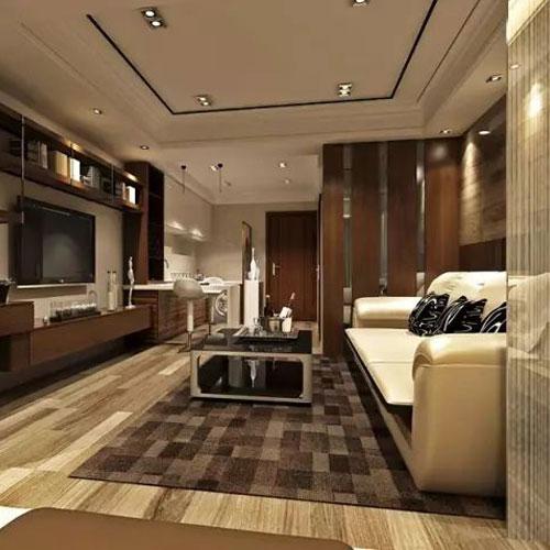 智能公寓家具配套案例