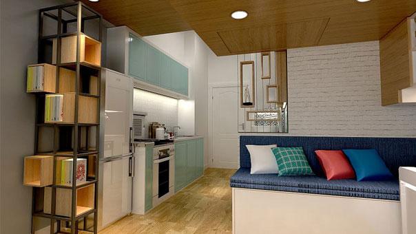 青年公寓方案设计