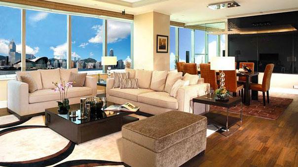 高端服务式公寓方案设计