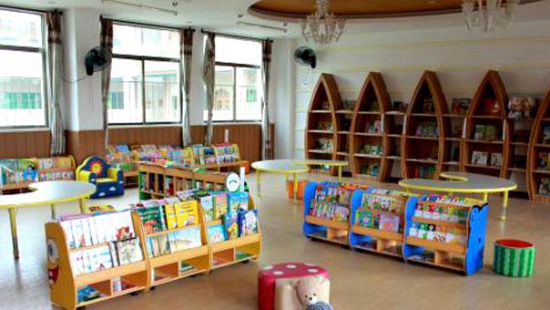 图书室方案设计