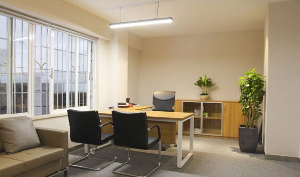 经理室方案设计