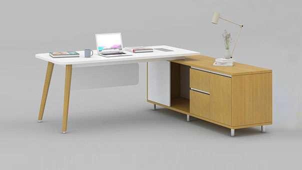板式办公桌椅组合 行政办公桌