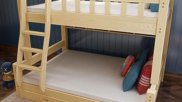 双层宿舍床