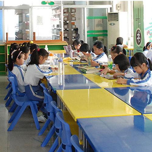 北京东路小学图书馆