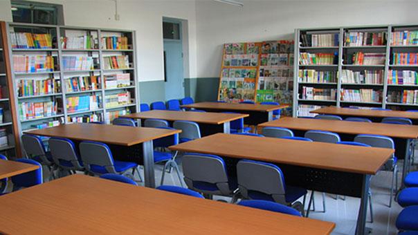 中小学图书馆解决方案