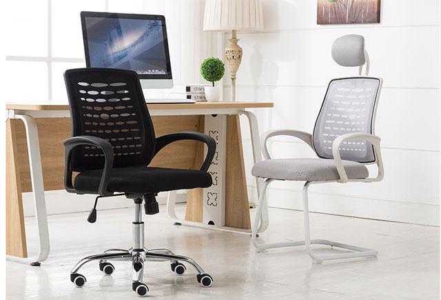 时尚职员椅网布椅