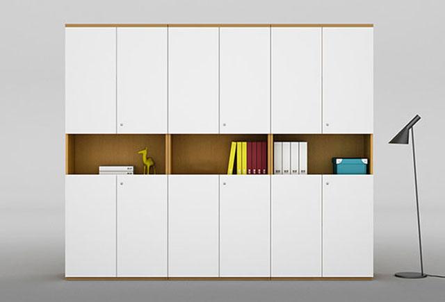 办公室木质文件柜