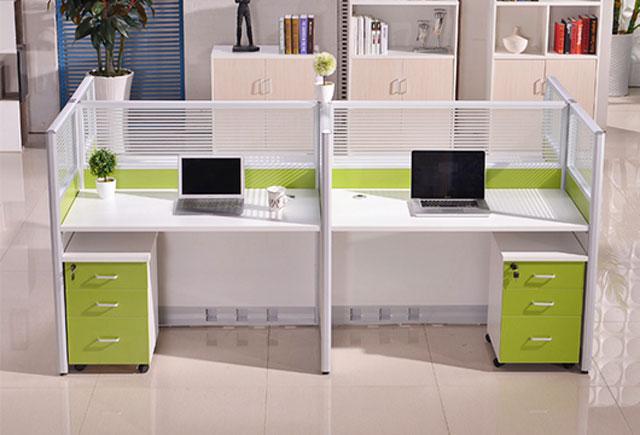 电话销售办公桌