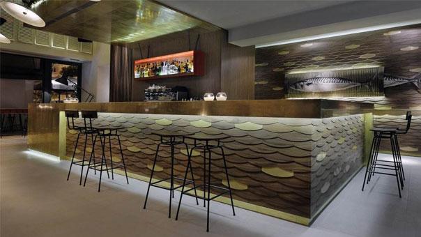 咖啡厅家居设计方案