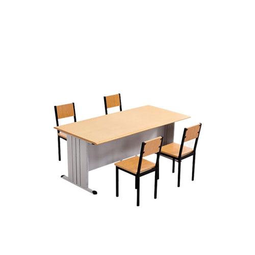 图书馆阅览桌
