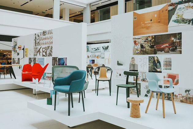 上海徐汇区办公家具展厅-品源办公家具