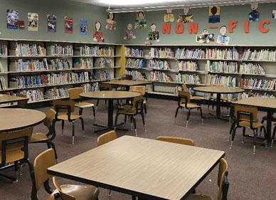 小学图书馆解决方案