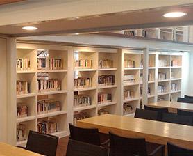 邮电居委会社区图书馆