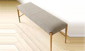 图书室长条椅