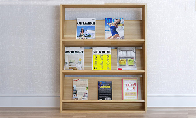 图书�室阅览架