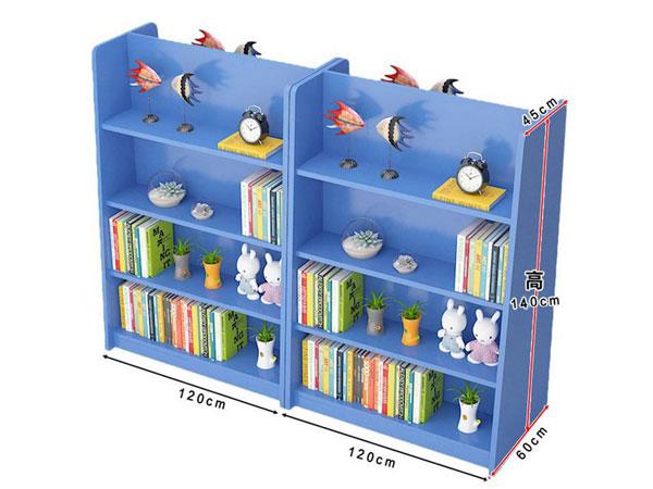 儿童图书馆书架尺寸
