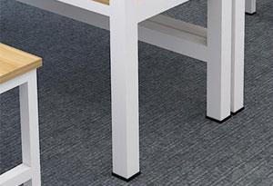双人学生课桌椅脚垫