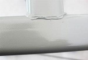 课桌无缝焊接技术