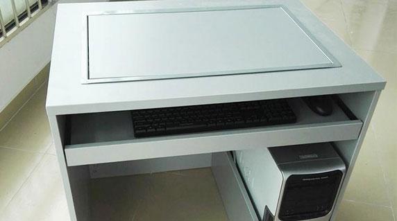 多媒体教室课桌椅设计